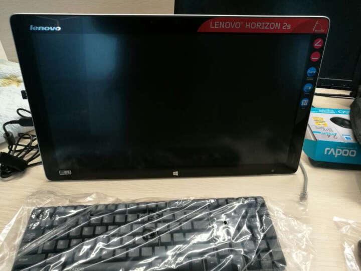 联想(Lenovo) AIO 300-23/Horizon 2S 触摸屏 一体机电脑主机 i3-6006 4G 1TB  2G 独显 白色 晒单图