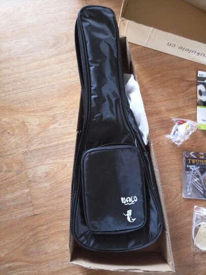 奈施(Nices) NALU ukulele【美人鱼】尤克里里23寸 【旗下】乌克丽丽 C 520S 桃花心木 21寸 晒单图