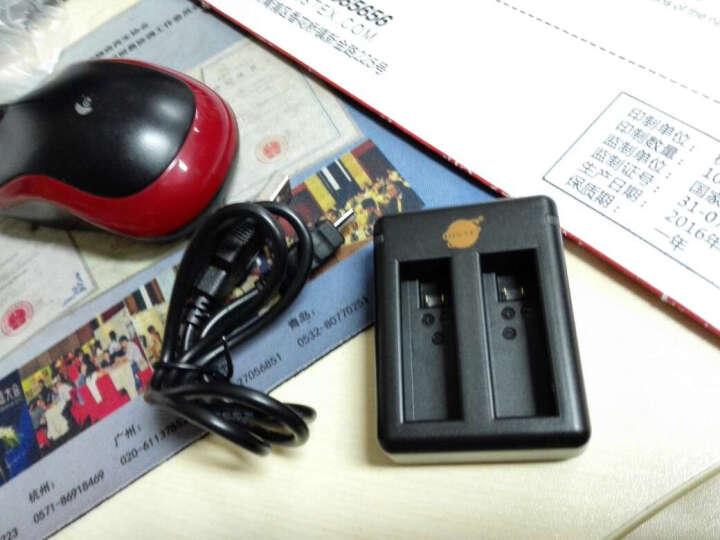 蒂森特(dste) 英雄 Gopro Hero 4 4+ 双通道充电器 AHDBT-401 晒单图