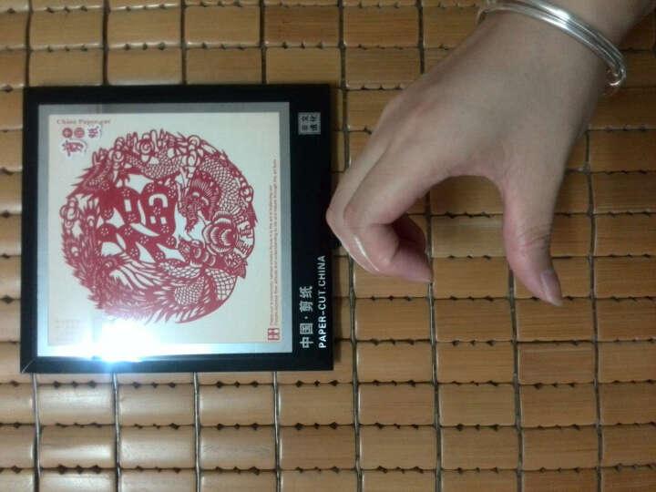 剪纸画镜框摆件 特色小礼品送老外 中国风 出国礼物 手工艺品 办公桌装饰摆件 崔莺莺 晒单图