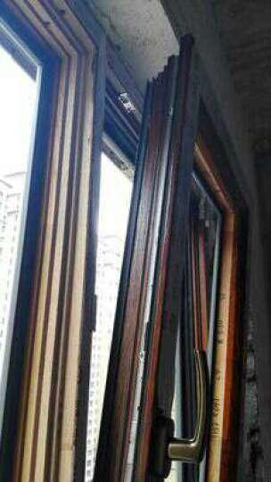断桥铝铝合金门窗铝包木门窗 欧式铝木复合窗三层隔音窗 别墅木包铝封阳台阳光房主材橡木 外省预约测量18610901022 晒单图