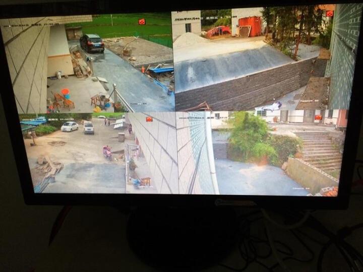 海康威视 监控设备套装4 6 8路130万同轴TVI高清监控摄像头套装  夜视摄像头套装 16路 含4TB 【监控级硬盘】 晒单图