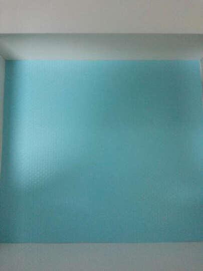 艾多(MULTI-AI) 【买三免一】可裁剪防水防油餐桌垫桌 餐垫隔热垫 橱柜垫 防潮抽屉垫衣柜垫纸 加宽60*150厘米蓝色 晒单图