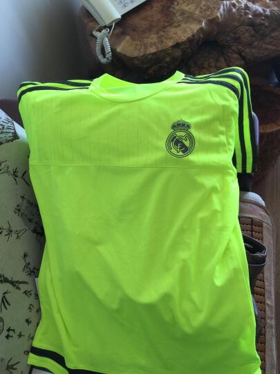 足球服套装男女 成人儿童短袖 长袖球衣运动比赛服个性 光板团购定制 曼联灰色 L 晒单图