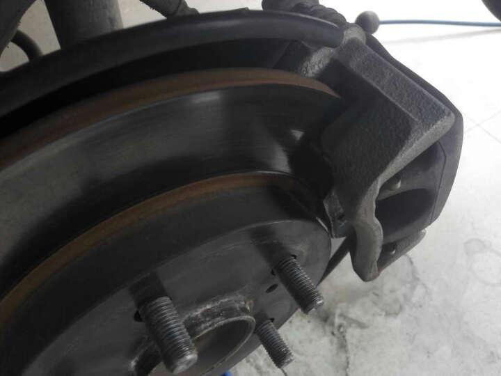 【海拉HELLA】更换刹车片/刹车盘     工时费 工时费 前后刹车盘2对 晒单图
