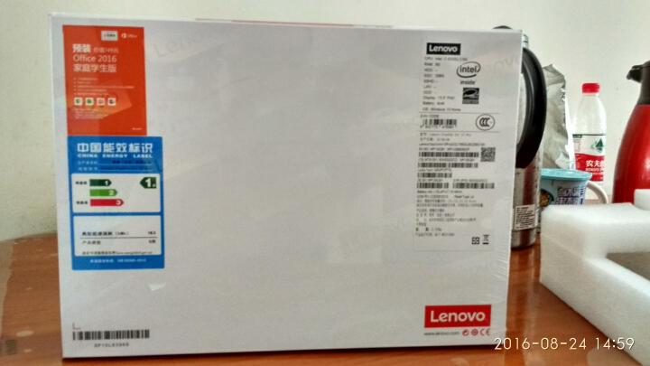 联想(Lenovo)小新AirPro13.3英寸14.8mm超轻薄笔记本电脑(i5 4G 256G PCIE SSD 940MX 2G IPS 背光)金 晒单图