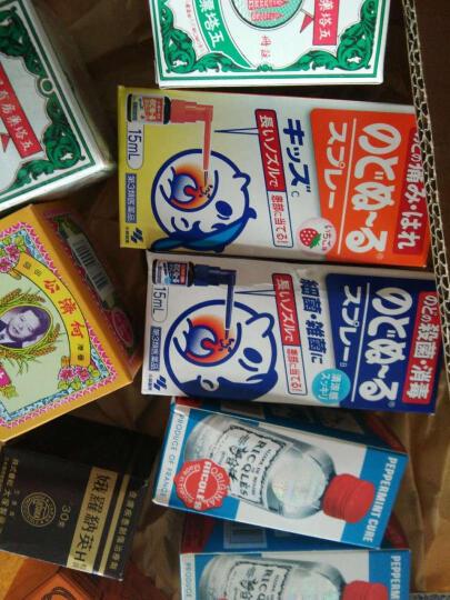 小林制药/KOBAYASHI喉咙肿痛喷雾药--15ml/ 成人 日本进口 15ml/ 成人用 2瓶 晒单图