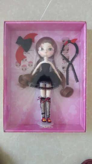 神秘岛BBGirl sd娃娃bjd娃娃女娃1/6分关节可动人偶娃娃仿真玩具换装芭比娃娃玩具 小魔头 晒单图