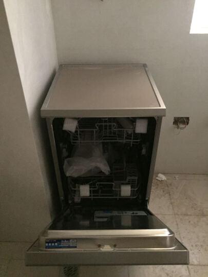 海尔(Haier) 6套 全自动家用洗碗机 独立嵌入式 高 温除菌  刷碗机 WQP6-V9 晒单图