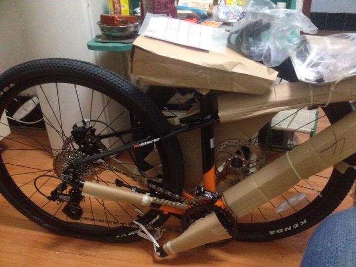 骑达(RBIKE) RBIKE骑达 R2601山地自行车 铝合金车架碟刹避震26寸山地车 晒单图