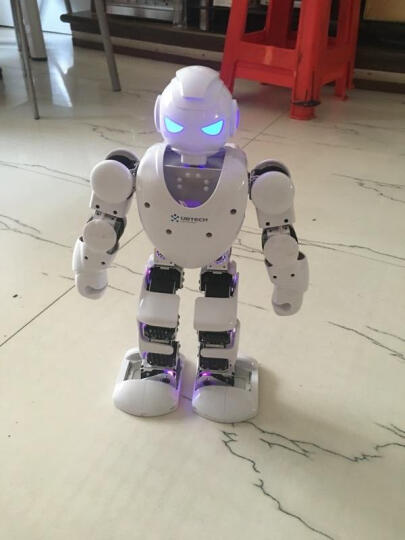 优必选(UBTECH) 【官方授权专卖店】优必选阿尔法Alpha1S智能机器人玩具 Alpha 1S 晒单图