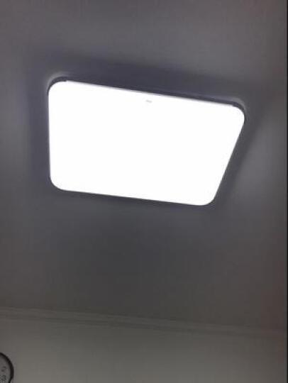 TCL 照明led卧室中式吸顶灯客厅灯现代简约灯饰灯具套餐 灯 长方形 北欧灯具 餐厅灯 超大客厅客厅调光三室二厅套餐H【以赠品形式体现】 晒单图