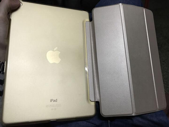 【套装版】Apple iPad Air 2 平板电脑 9.7英寸 金色(128G WLAN版 MH1J2CH)及保护壳保护膜套装 晒单图