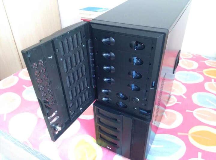 金河田(Golden field)服务器机箱9007B 企业办公工作站台式机电脑主机箱(ATX/MATX/ITX/可加锁/大空间) 晒单图
