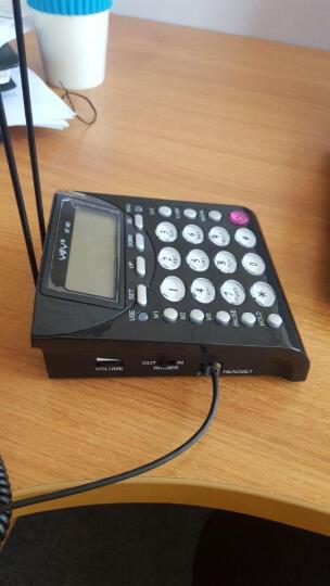 亚尔亚(YEY)VE800 呼叫中心话务员专用 电话机 耳机电话 晒单图