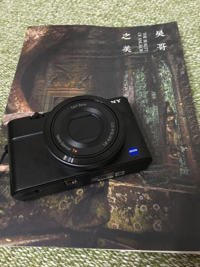 索尼(SONY) DSC-RX100 黑卡数码相机 2020万有效像素 等效28-100mm F1.8-F4.9蔡司镜头 1080P视频 晒单图