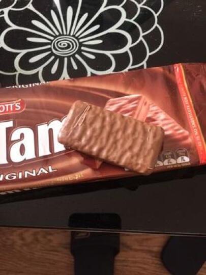雅乐思TIMTAM巧克力饼干澳洲进口零食品威化巧克力夹心饼干圣诞节牛奶巧克力200g组合装 经典黑巧克力夹心200g 晒单图
