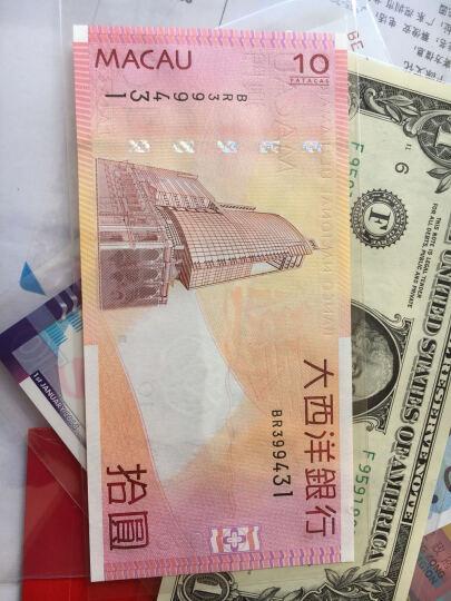 【甲源文化】亚洲-全新UNC 中国台湾100新台币纸币 纪念钞 2001年 民国89周年P-1991 流通版 单张 晒单图