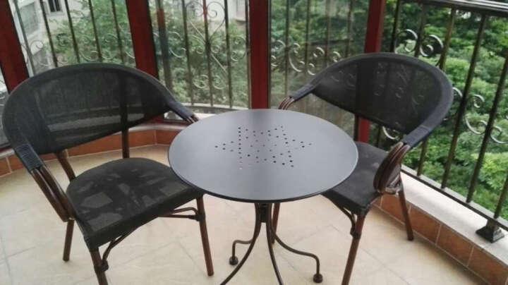 5555555555555555 拿铁方桌4人组合 晒单图