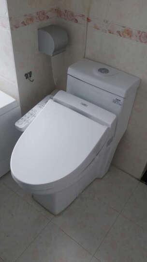 toto卫浴智能马桶盖洁身器卫洗丽静音缓降妇洗器tcf