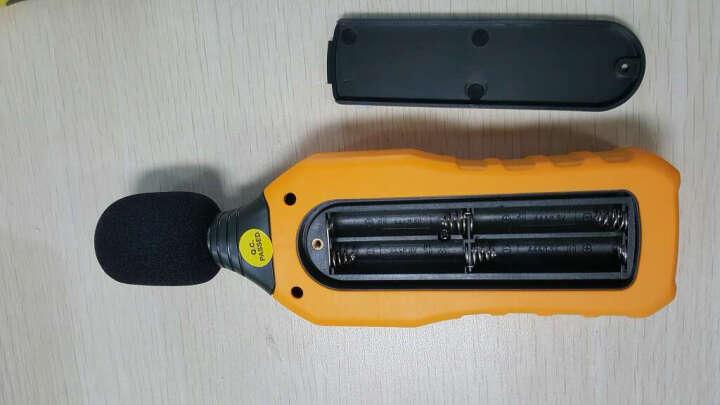 宝工Pro'skit MT-4618 噪音计 噪音测试仪 测量仪 声音测量计 分贝仪 晒单图