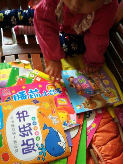 5岁左右脑专项训练贴纸书:左右脑贴纸(套装全2册) 晒单图