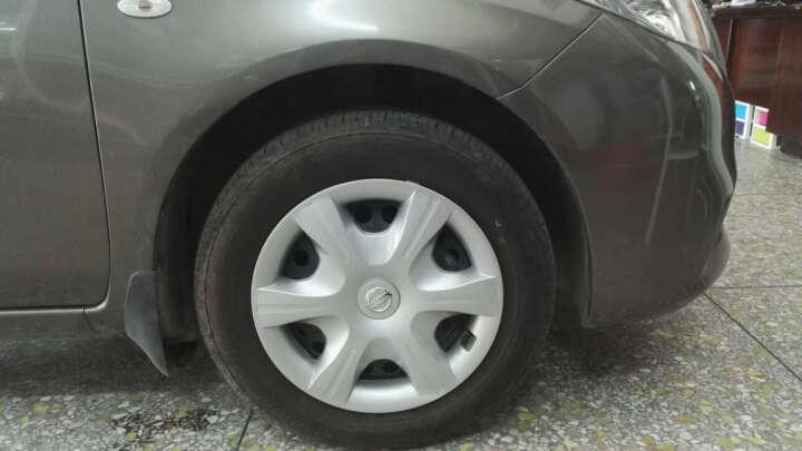 美克杰 东风日产新款阳光汽车D50R50轮毂盖/15寸轮胎罩冒R14装饰盖 15寸/一套价格 晒单图