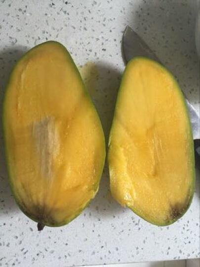 【第二件5折】 越南大青芒果 非凯特芒果4.5斤装 大芒果 晒单图