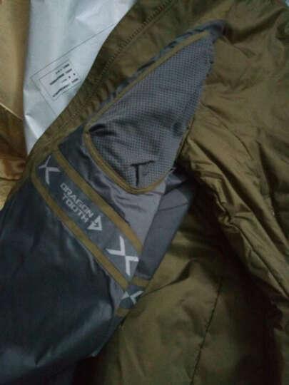 ALPHA阿尔法 Solomon风衣 美军大衣M65轻便战术服军迷外套铁血君品 深橄榄绿 M 晒单图