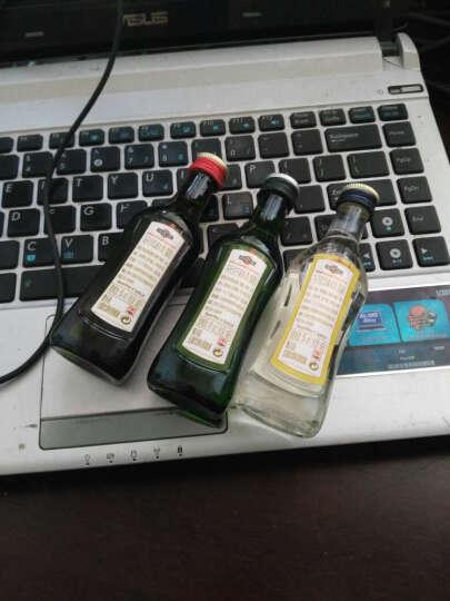 洋酒玻璃瓶酒版Martini 马天尼威末酒酒伴 50ml 三瓶组合 晒单图