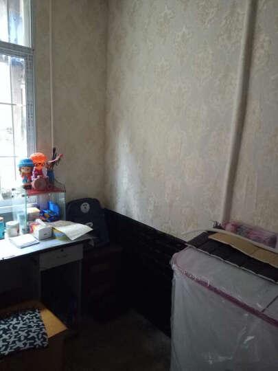 梦雅莉(mengyali) 3D砖纹墙贴纸立体自粘创意电视背景墙客厅画卧室装饰防水墙面 灰黑色 大号(70*77cm) 晒单图