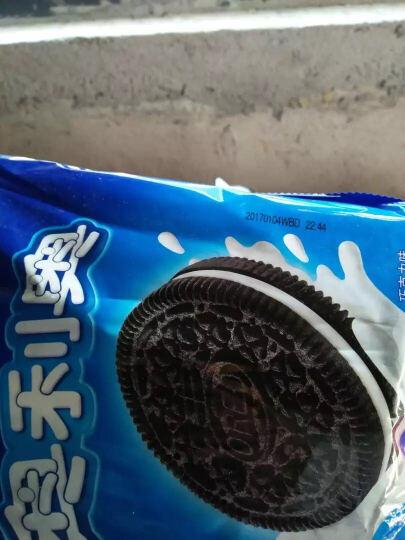 奥利奥夹心原味饼干390g(新老包装随机发货) 晒单图