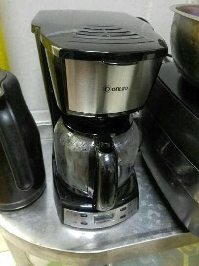 东菱(Donlim)DL-KF400 黑色滴漏式咖啡机 智能保温2小时 晒单图