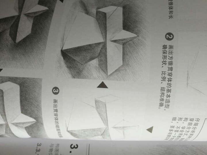 包邮赠教程课件零基础学素描自学教学电子书is6美术图片