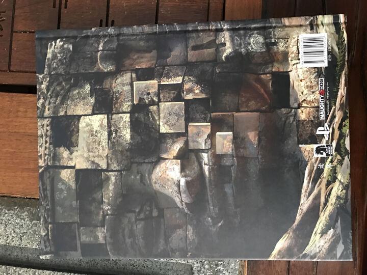 《秘境探险》三部曲艺术设定集 神秘海域 官方中文授权 画册画集原画稿 游戏正版周边 读库 晒单图