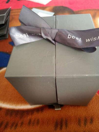 馨芯晨 情人节礼物玫瑰花盒送女友 结婚女生生日小礼品送老婆女朋友实用表白女孩 送妈妈圣诞节礼物平安夜 心形紫钻+粉花带音乐 晒单图