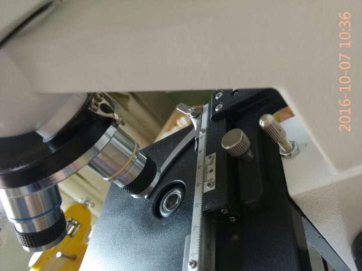萨伽(SAGA) 光学生物显微镜XSP-35TV-1600倍LED光源专业电子便携养殖 套餐3=标配+延长筒+单反卡口(接单反相机拍照) 晒单图