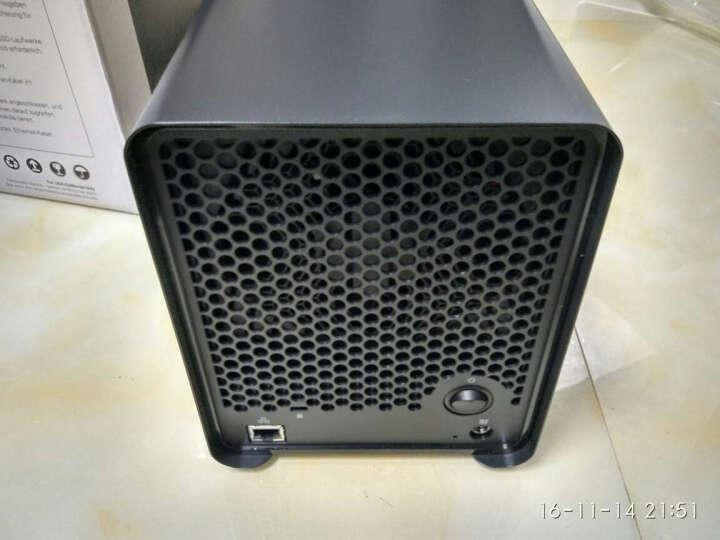 Drobo 5N 企业级5盘位智能NAS网络存储(无内置硬盘) 晒单图