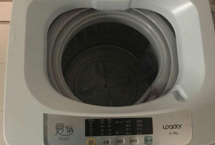 海尔的售后必须攒~洗衣机的外观很小