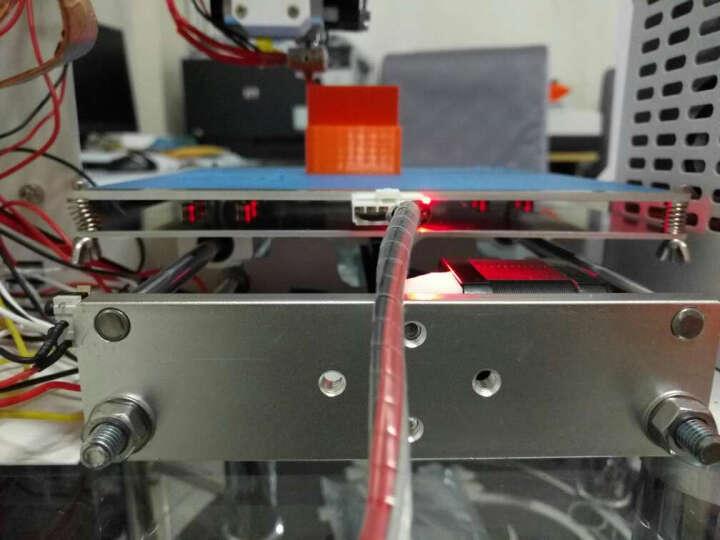 极光尔沃 A3 桌面型 立体 DIY 3D打印机 标配整机 晒单图