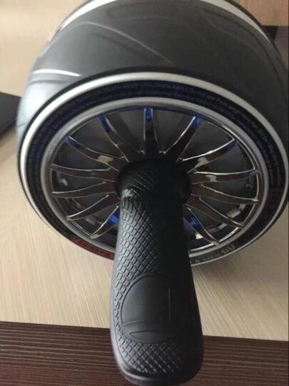 若赛(Ruosai) 健腹轮巨轮腹肌轮收腹滚轮健腹器静音健身俯卧撑轮 轮胎全皮 晒单图