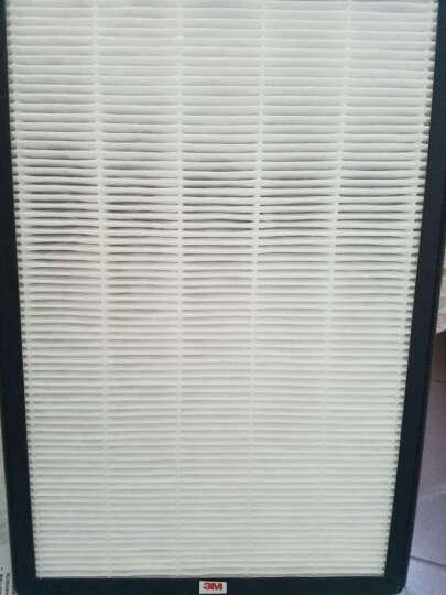 3M(买净化器赠3M滤水壶)空气净化器除甲醛家用KJEA3087-GD净化器 活性炭滤网 MFAF308-2 晒单图