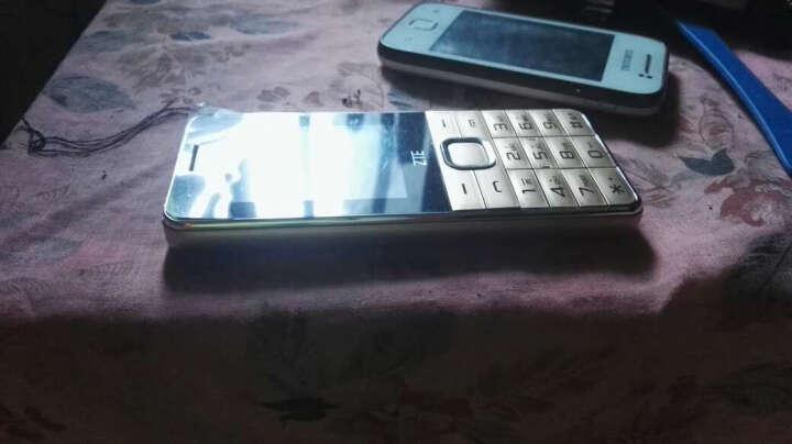 守护宝 (上海中兴)L880 黑色 老人机 老年机 直板 触屏手写键盘  大字大声 超长待机 直板按键 备用功能机 晒单图