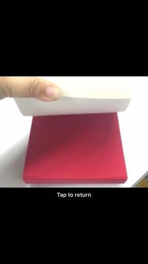 物种日历(红色) 晒单图