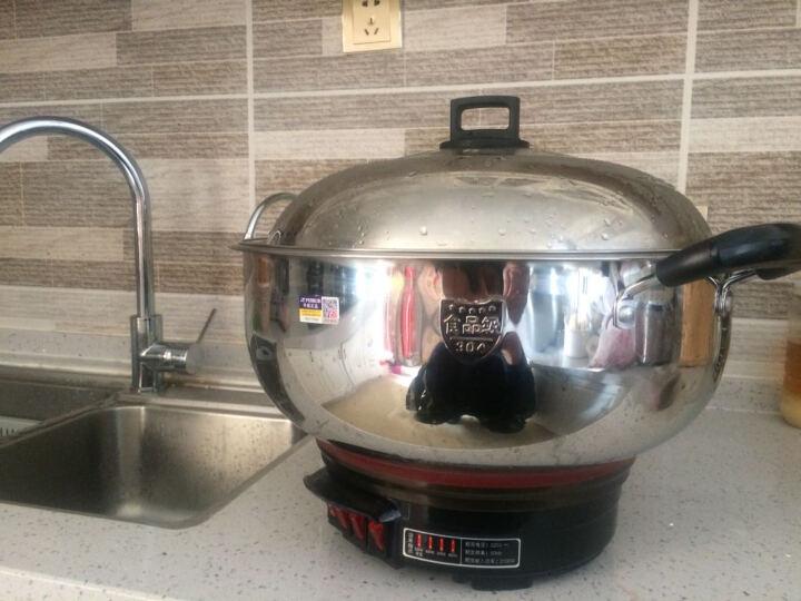 多功能电热锅 304不锈钢电锅