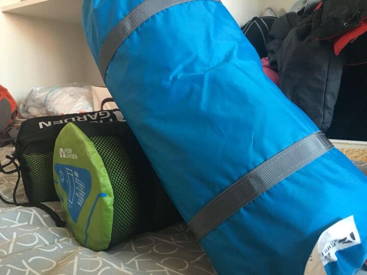 红色营地 户外防潮垫 加厚野餐垫子 帐篷地席 双面铝膜120*190*0.4cm 晒单图