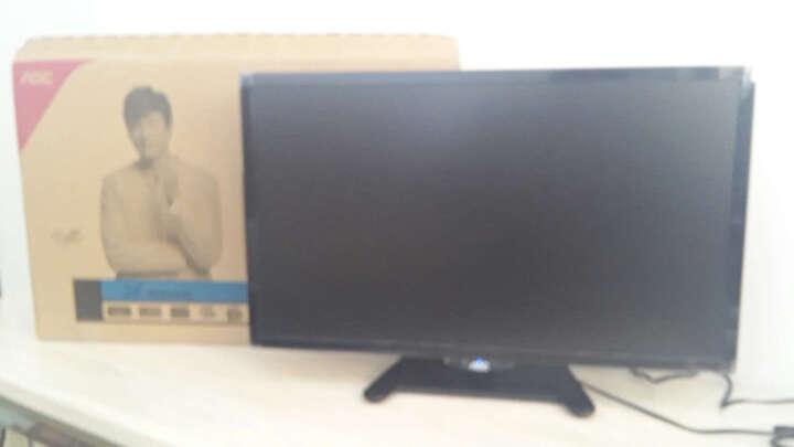 冠捷(AOC) LE24D3150/80 24英寸全高清LED平板液晶电视 显示器 32 黑色 标配底座 晒单图