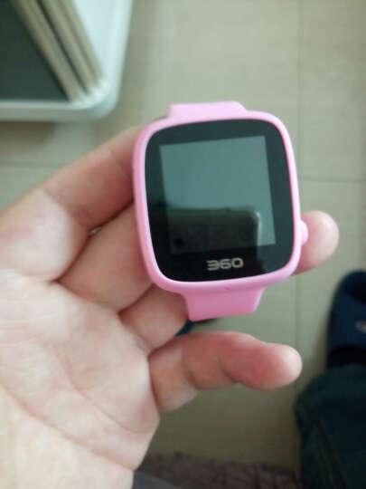 【买1送2】360儿童电话手表SE2代男女孩GPS手表定位智能小学生电话手表 SE2代色+另配HelloKitty表带 晒单图