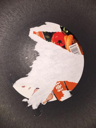 爱斯祺低碳真不锈炒锅无涂层生铁炒锅炒菜锅电磁炉通用平底锅铸铁锅 低碳真不锈 32CM单柄 晒单图