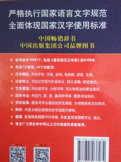 中学生学习考试必备工具书(套装共4册) 晒单图